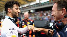 Θέλει να κρατήσει και Ρικιάρντο η Red Bull