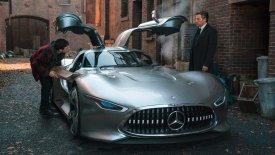 Ιδού το νέο αυτοκίνητο του Batman! (vid)