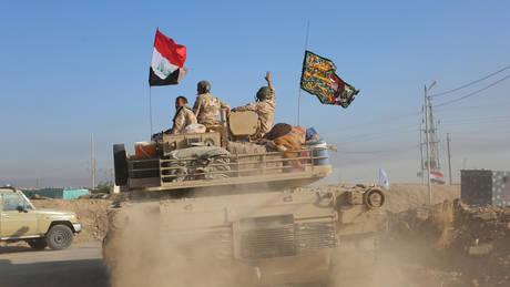 Ιράκ: Ξεκίνησε η «τελευταία μεγάλη μάχη» εναντίον του Ισλαμικού Κράτους