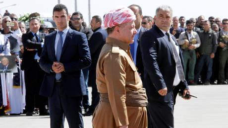 Ιράκ: Παραδίδει τις εξουσίες του ο Μπαρζανί