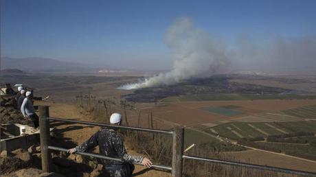 Ισραήλ: «Βολές» κατά Χεζμπολάχ για δημιουργία ισραηλινοσυριακής σύρραξης