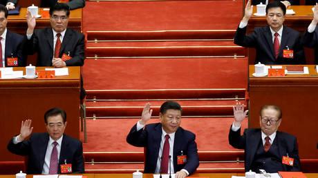 Κίνα: Το «όραμα του Σι Ζιπίνγκ» ενέκρινε ομόφωνα το Κομμουνιστικό Κόμμα