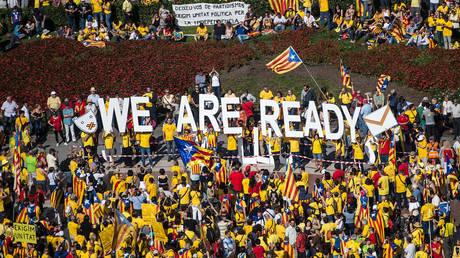 Καταλονία: Από το δημοψήφισμα στη ρήξη – Το χρονικό της κρίσης (pics&vids)