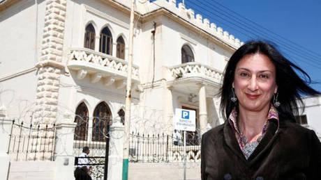 Μάλτα: Επιμνημόσυνη δέηση για τη δημοσιογράφο Καρουάνα Γκαλιζία