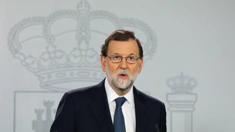 Μαδρίτη: Αν ο Πουτζντεμόν δεν απαντήσει σαφώς, θα αναλάβουμε τον έλεγχο της Καταλονίας