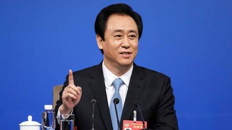 Μεγιστάνας των ακινήτων ο πλουσιότερος άνθρωπος στην Κίνα