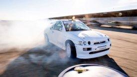 Με ένα Ford Escort RS Cosworth θα «παίζει» ο Κεν Μπλοκ (pics)