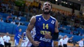 Με παίκτη της EuroLeague και η Σουηδία! (vid)