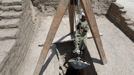 Νέο ταφικό μνημείο ανακαλύφθηκε στο Λούξορ της Αιγύπτου