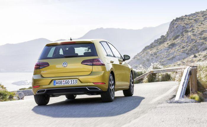 Νέο Volkswagen Golf TGI με φυσικό αέριο CNG από 21.800 ευρώ
