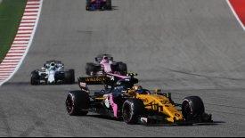 Ντεμπούτο με βαθμούς στη Renault ο Σάινθ