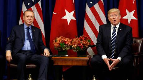 Οι ΗΠΑ αρνήθηκαν βίζα σε αντιπροσωπεία τουρκικού υπουργείου