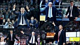 Οι προπονητές της Euroleague που έγραψαν ιστορία στα παρκέ! (pics & vids)