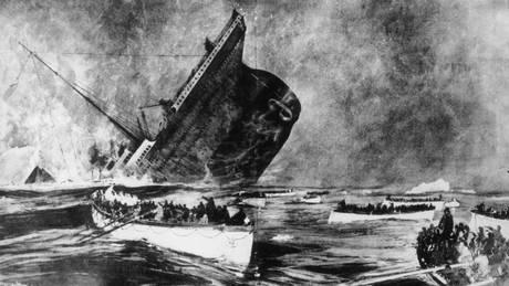 Οι σπάνιες φωτογραφίες από τη διάσωση των επιζώντων του Τιτανικού (pics&vid)