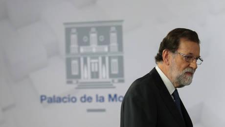 Οι συνταγματικές επιλογές του Ραχόι στον «πόλεμο» με την Καταλονία
