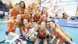 Ολλανδία και Σερβία στον τελικό του Ευρωβόλεϊ