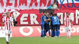 Ολυμπιακός – Ατρόμητος Αθηνών 0-1