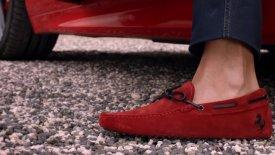 Ο σχεδιασμός και το πάθος των Ferrari, περνά σε ένα παπούτσι! (vid)