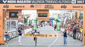 Παγκόσμιο ρεκόρ στον Ημιμαραθώνιο η Τζεπκοσγκέι