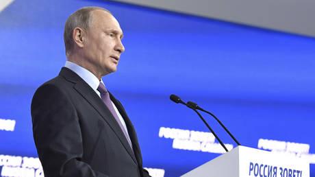 Πούτιν: Το 90% των εδαφών της Συρίας απελευθερώθηκε από τους «τρομοκράτες»