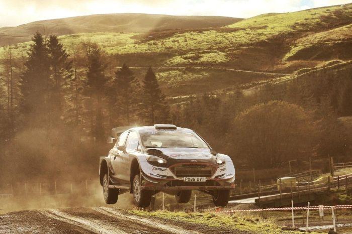 Πρωταθλήτρια WRC η Ford