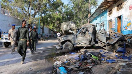 Σομαλία: Στους 25 ο αριθμός των νεκρών από τις βομβιστικές επιθέσεις (pics)