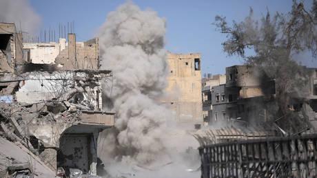 Συρία: Νεκρά παιδιά σε ρωσικούς αεροπορικούς βομβαρδισμούς