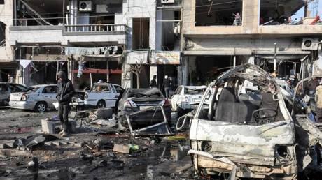 Συρία: Το Ισλαμικό Κράτος ανακατέλαβε πόλη στην επαρχία Χομς