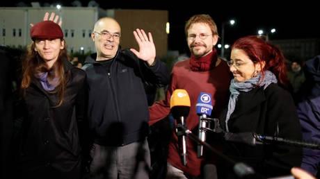 Τουρκία: Ελεύθερος αφέθηκε Γερμανός ακτιβιστής