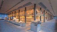 Το Κουαρτέτο Εγχόρδων «Αέναον» στο Μουσείο Ακρόπολης