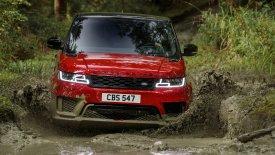 Το Range Rover Sport έρχεται ανανεωμένο (pics & vids)