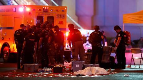 Τραμπ: Τα θερμά μου συλλυπητήρια για τα θύματα της επίθεσης στο Λας Βέγκας