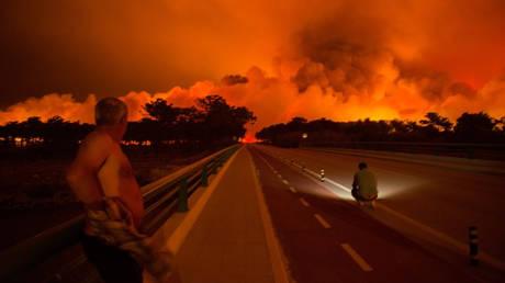 Τριήμερο πένθος στην Πορτογαλία για τους δεκάδες νεκρούς από τις πυρκαγιές