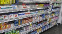 Φάρμακα στα σούπερ μάρκετ τον Δεκέμβριο