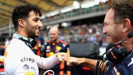 Ψάχνει τις εναλλακτικές για Ρικιάρντο η Red Bull