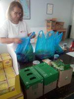 Παραλαβή και διανομή προϊόντων – δωρεάς της εταιρείας UNILEVER από την Κοινωνική Πρόνοια του Περιφερειακού Τμήματος Ελληνικού Ερυθρού Σταυρού Πάτρας