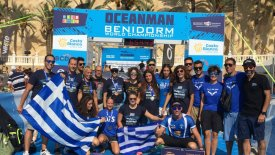 Eλληνικές επιτυχίες στο Oceanman World Final 2017