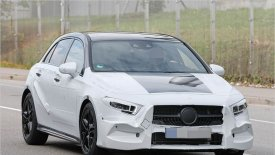 Eτσι θα είναι η Mercedes A – class της επόμενης γενιάς (pics)