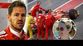 H τύχη της Ferrari στα χέρια μίας Ισπανίδας