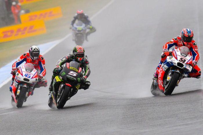 MotoGP Γκραν Πρι Ιαπωνίας: Ο Ντοβιζιόσο κέρδισε τον Μάρκεθ