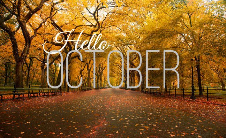 Ο καιρός σήμερα 1 Οκτωβρίου.