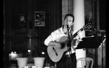 Ο Ηλίας Λιούγκος Σάββατο 14 Οκτωβρίου στη Galerie Δημιουργών