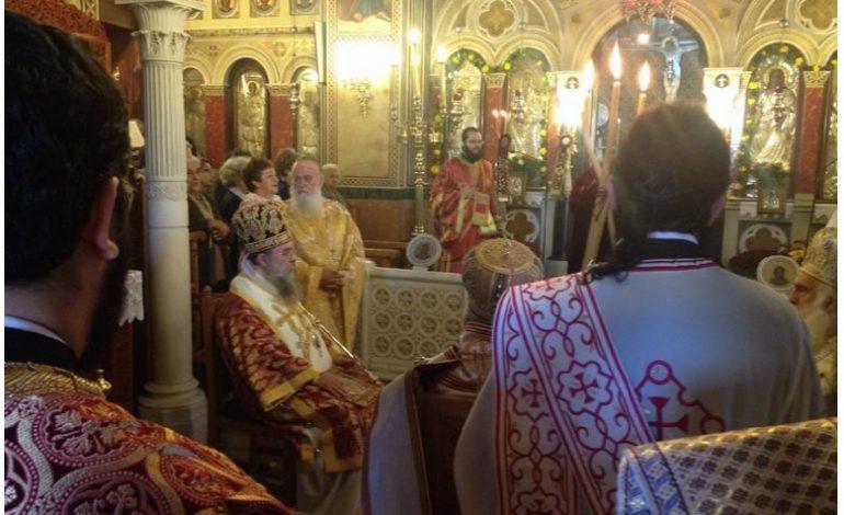 Η Κηφισιά τίμησε την μνήμη του Αγίου Δημητρίου (ΦΩΤΟ)