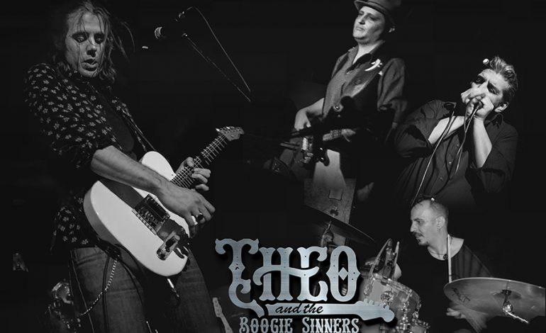Friday Night Live: THEO AND THE BOOGIE SINNERS 27/10 στο Wilbury στην Κηφισιά