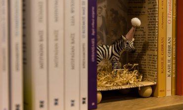 Book therapy 6/10. Βιβλιοπωλείο Σπόρος στην Κηφισιά.