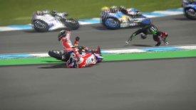 Έγινε φέτος της… τούμπας στο MotoGP! (vid)