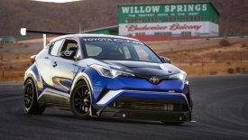 Ένα Toyota C-HR 600 ίππων πάει για ρεκόρ! (pics)