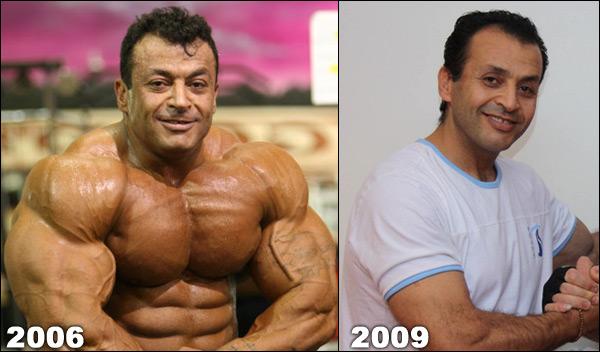 Όταν οι bodybuilders… «ξεφουσκώνουν»: Δείτε τι κάνουν τα αναβολικά και τα «αυξητικά» στο ανθρώπινο σώμα!