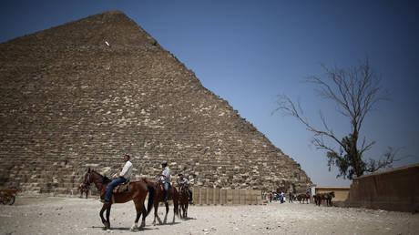Αίγυπτος: Πολεμική για την «ανακάλυψη» στην Πυραμίδα του Χέοπα