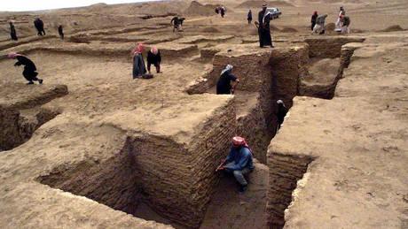 Αίγυπτος: ανακάλυψαν γυμναστήριο ελληνιστικών χρόνων σε ανασκαφές στην Όαση Φαγιούμ